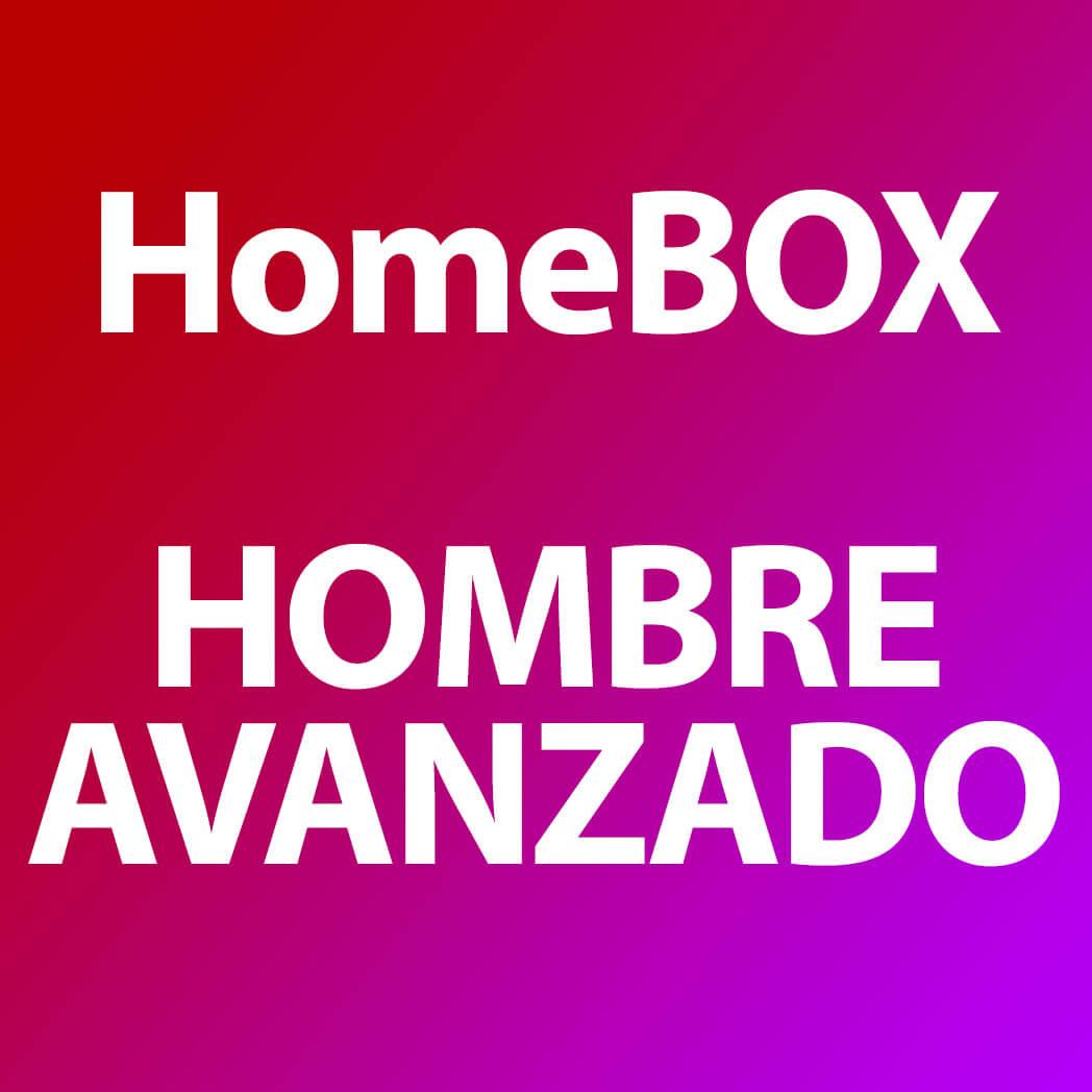 Homebox Hombre Avanzado Ckc Gear Kettlebells Chile